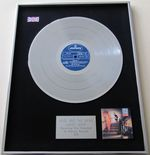 KOOL AND THE GANG - LADIES' NIGHT PLATINUM LP presentation Disc